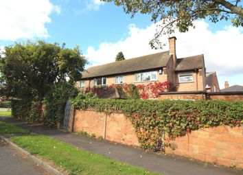 Thumbnail 4 bed detached house for sale in The Rise, Rothley, Leicester