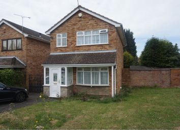 Thumbnail 3 bed detached house to rent in Newent Close, Willenhall