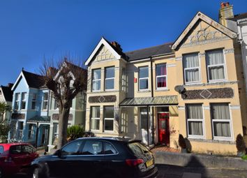 3 bed terraced house for sale in Edgcumbe Park Road, Peverell, Plymouth, Devon PL3
