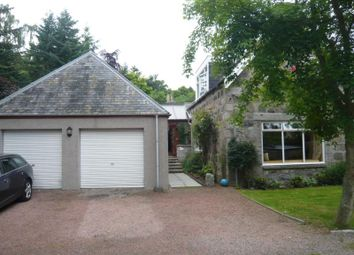 Thumbnail 3 bed detached house to rent in Dalmunzie Road, Bieldside