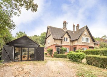 Thumbnail 3 bed semi-detached house to rent in Hambleden Rise, Hambleden, Henley-On-Thames, Buckinghamshire