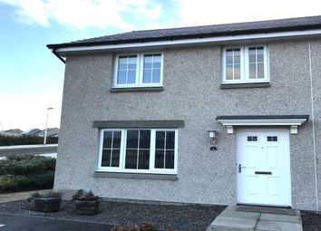 Thumbnail 3 bed semi-detached house to rent in Resaurie Gardens, Smithton, Inverness