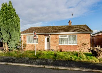 Thumbnail 2 bed detached bungalow for sale in Oaks Drive, Necton