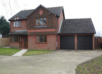 Thumbnail 4 bed detached house to rent in Oak Lodge, Warboys Road, Oldhurst