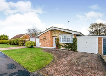 Thumbnail 2 bed bungalow for sale in Deerhurst Close, New Barn, Kent