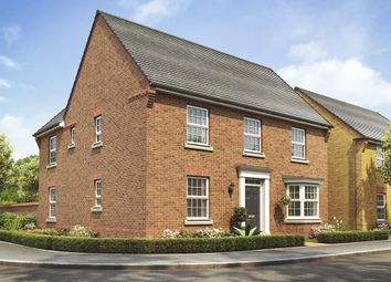 "Thumbnail 4 bedroom detached house for sale in ""Avondale"" at Park View, Moulton, Northampton"
