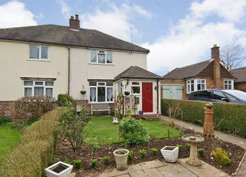 Thumbnail 2 bed semi-detached house for sale in Highfield Drive, Little Haywood, Stafford
