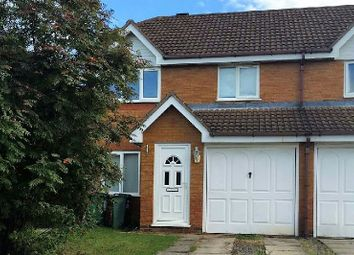 Thumbnail 3 bed semi-detached house to rent in Muntjack Road, Whetstone, Leicester