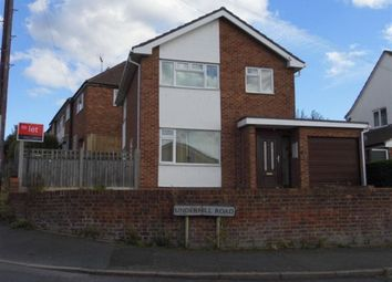 Thumbnail 3 bed property to rent in Underhill Road, Tupsley