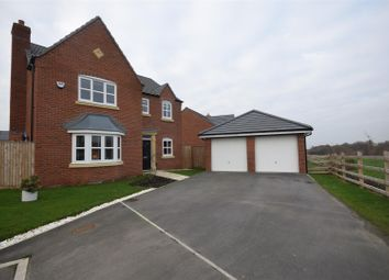 Thumbnail 4 bed detached house for sale in Central Park Road, Off Wateringpool Lane, Preston