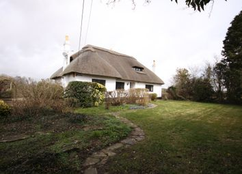 Thumbnail 3 bed cottage for sale in Coldhill Lane, Lovedean, Waterlooville