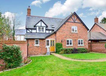 Thumbnail 4 bed detached house for sale in Bramley Grove, Iwerne Minster, Blandford Forum