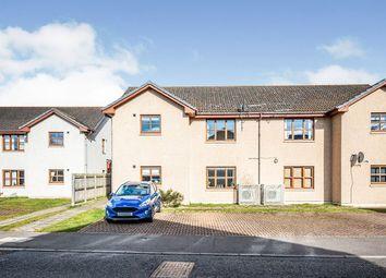Thumbnail 2 bed flat for sale in Barlink Road, Elgin, Moray