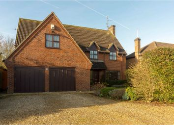 Thumbnail 5 bed detached house for sale in Colton Close, Peterborough