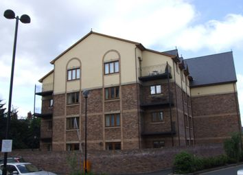Thumbnail 2 bed flat to rent in Reiver Court, Carlisle