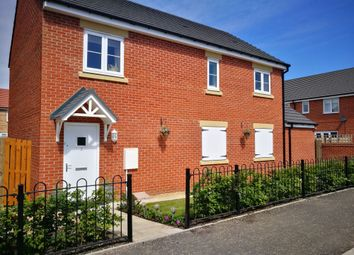Thumbnail 2 bed flat for sale in Font Drive, Blyth