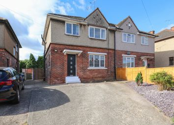 Thumbnail 3 bed semi-detached house for sale in Cairns Road, Beighton, Sheffield