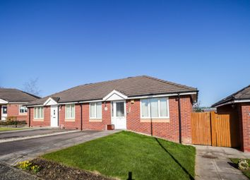 Thumbnail 2 bed semi-detached bungalow for sale in Lavender Way, Hemsworth, Pontefract