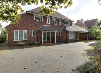 Pikemere Road, Alsager, Stoke-On-Trent ST7. 4 bed detached house for sale