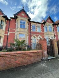 4 bed terraced house for sale in Harbour Road, Barry CF62