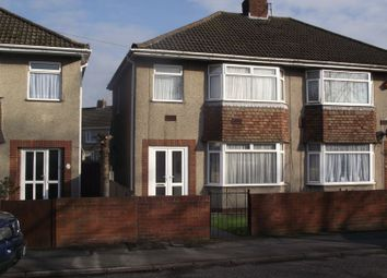 Thumbnail 3 bed semi-detached house to rent in Avonmouth Road, Shirehampton, Bristol