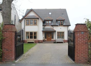Thumbnail 5 bedroom detached house for sale in Stockydale Road, Blackpool