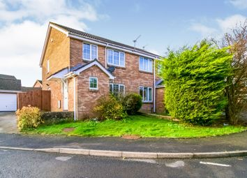 Thumbnail 3 bed semi-detached house for sale in Mountbatten Road, Barry