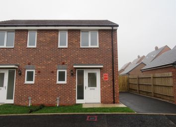 Thumbnail 3 bed semi-detached house for sale in Zone 4, Burntwood Business Park, Burntwood