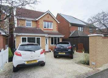 Thumbnail 3 bedroom detached house for sale in Blake Close, Royston