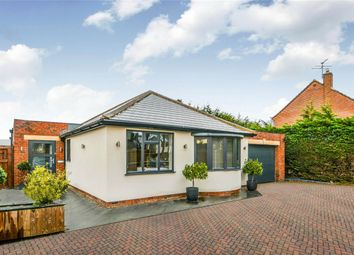 Thumbnail 4 bed detached bungalow for sale in York Road, Elvington, York