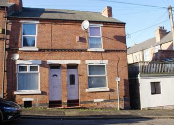 Thumbnail 3 bedroom end terrace house for sale in Osborne Street, Nottingham