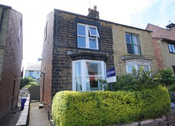 Thumbnail 3 bed semi-detached house for sale in Carlton Road, Hillsborough, Sheffield