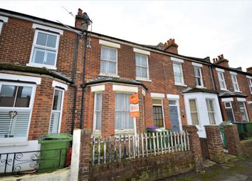Thumbnail 3 bed terraced house for sale in Geraldine Road, Folkestone