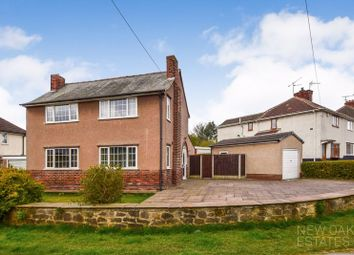 Thumbnail 3 bed detached house for sale in Bertrand Avenue, Clay Cross, Chesterfield