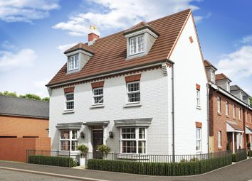 "Thumbnail 4 bedroom detached house for sale in ""Hertford"" at Great Denham, Bedford"