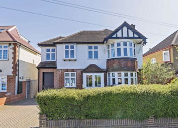 Thumbnail 5 bedroom detached house for sale in Elgar Avenue, Berrylands, Surbiton