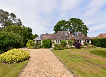 Church Street, Rudgwick, Horsham RH12. 4 bed detached bungalow