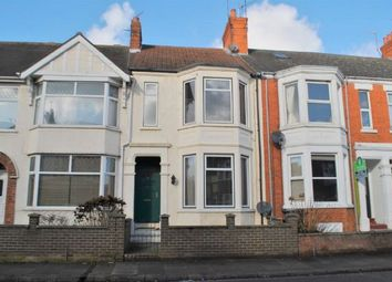 Thumbnail 4 bed terraced house for sale in Balmoral Road, Queens Park, Northampton