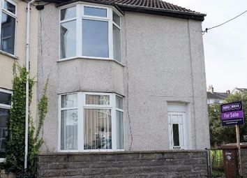 Thumbnail 3 bed end terrace house for sale in Newbridge, Newport