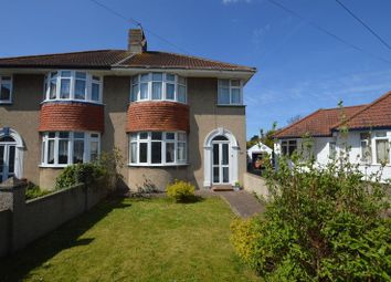 Thumbnail 3 bed semi-detached house for sale in Lewisham Grove, Weston-Super-Mare
