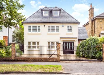 Thumbnail 5 bedroom detached house for sale in Wolsey Road, East Molesey, Surrey
