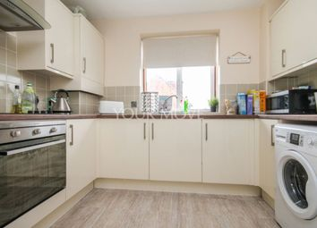 Thumbnail 1 bed flat to rent in Diban Court Diban Avenue, Hornchurch