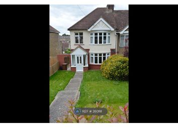 Thumbnail 3 bedroom end terrace house to rent in City Way, Rochester