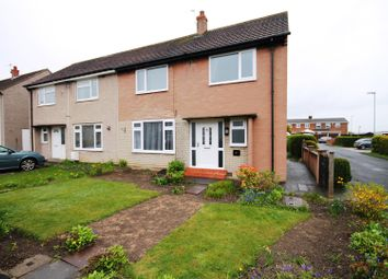 Thumbnail 3 bed semi-detached house for sale in Marlene Avenue, Bowburn, Durham