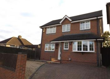 Thumbnail 4 bed detached house for sale in Stanford Road, Luton, Bedfordshire