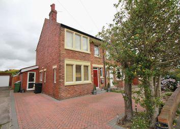 Thumbnail 5 bedroom semi-detached house for sale in 36 Beckdean Avenue, Poulton-Le-Fylde, Lancs