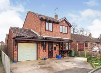 Thumbnail 3 bedroom detached house for sale in Greenside Avenue, Rampton, Retford