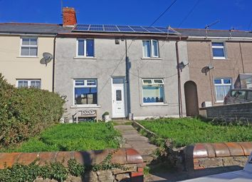 Thumbnail 4 bed terraced house for sale in Brynhyfryd Terrace, Cascade, Penpedairheol