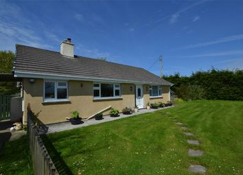 Thumbnail 3 bed detached bungalow for sale in Whitstone, Holsworthy, Devon