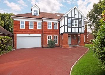 Thumbnail 7 bed detached house to rent in Queens Acre, Kings Road, Windsor, Berkshire